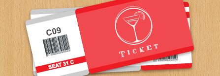 チケット Ticket