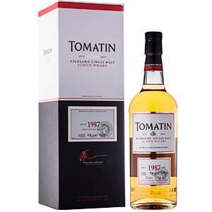 トマーティン 28年 Tomatin 1987